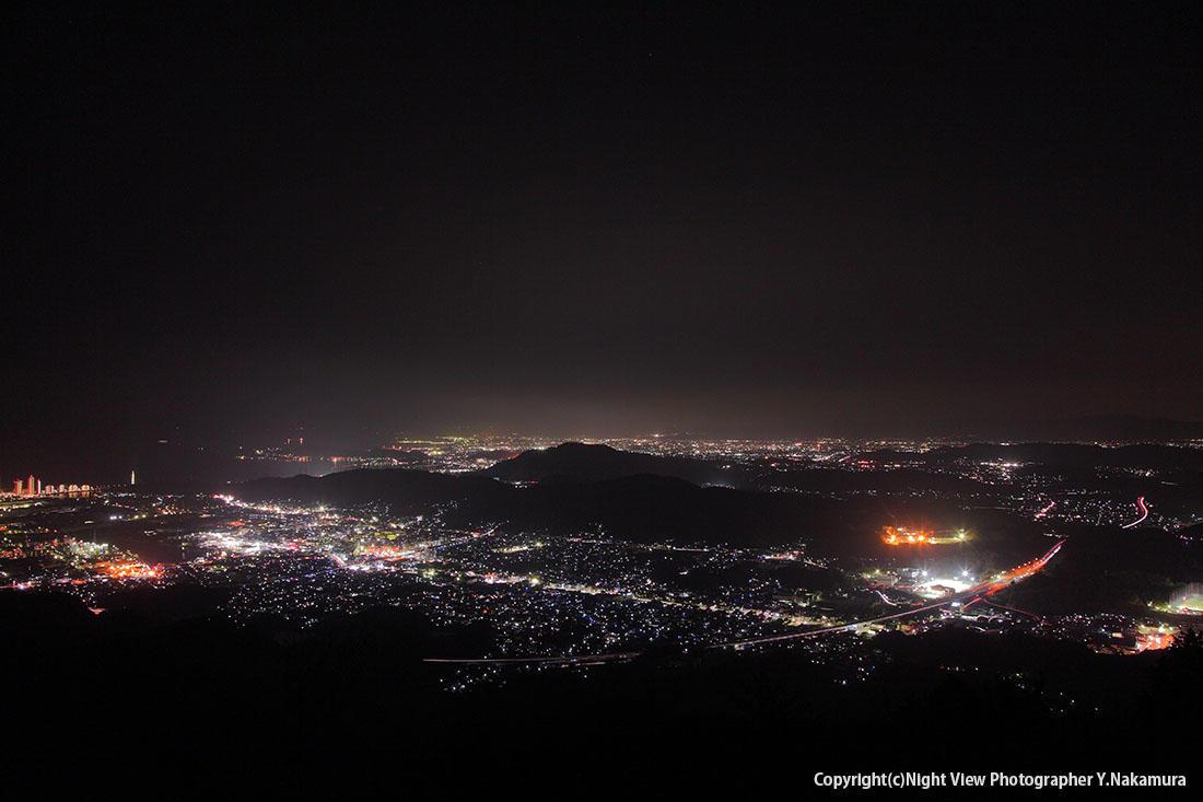 夜景 和歌山